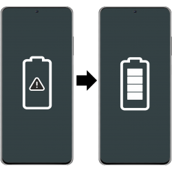 Výměna baterie Samsung Galaxy S20