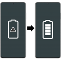 Výměna baterie Samsung Galaxy S20+