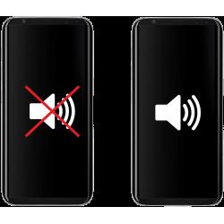 Výměna sluchátka / reproduktoru Samsung Galaxy S9
