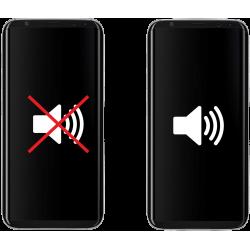 Výměna sluchátka / reproduktoru Samsung Galaxy S8
