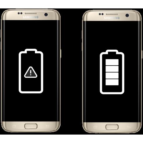 Výměna baterie Samsung Galaxy S7 Edge.