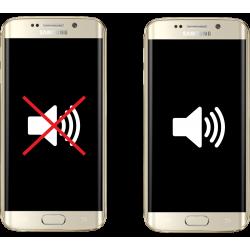 Výměna sluchátka / reproduktoru Samsung Galaxy S6 Edge