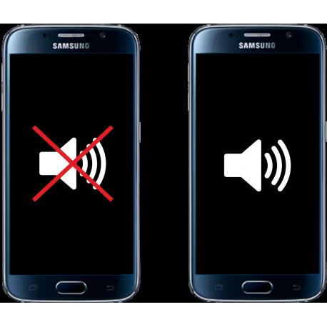 Výměna sluchátka / reproduktoru Samsung Galaxy S6.