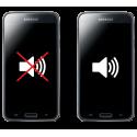 Výměna sluchátka / reproduktoru Samsung Galaxy S5