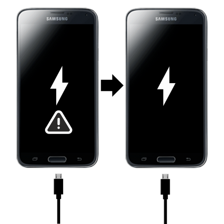 Výměna USB konektoru Samsung Galaxy S5