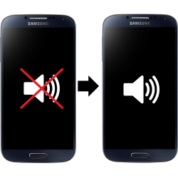 Výměna sluchátka / reproduktoru Samsung Galaxy S4