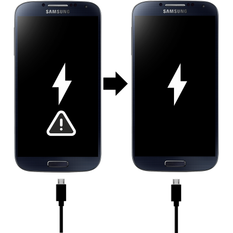 Výměna USB konektoru Samsung Galaxy S4