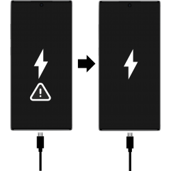 Výměna USB konektoru Samsung Galaxy Note 10 Plus