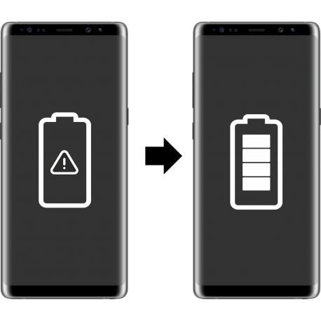 Výměna baterie Samsung Galaxy Note 9