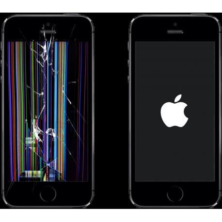 Výměna displeje iPhone 5s