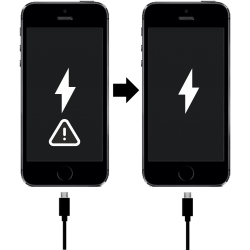 Výměna USB konektoru iPhone SE
