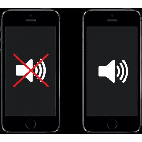 Výměna sluchátka / reproduktoru iPhone SE