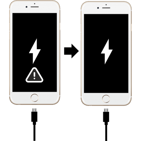 Výměna USB konektoru iPhone 6S