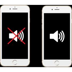 Výměna sluchátka / reproduktoru iPhone 6s