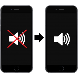 Výměna sluchátka / reproduktoru iPhone 7 Plus