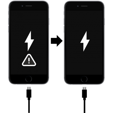 Výměna USB konektoru iPhone 8