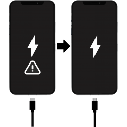Výměna USB konektoru iPhone XR