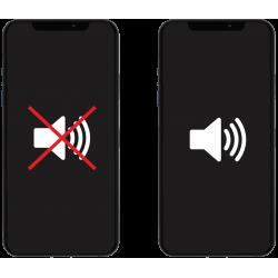 Výměna sluchátka / reproduktoru iPhone XR