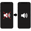 Výměna sluchátka / reproduktoru iPhone XS Max