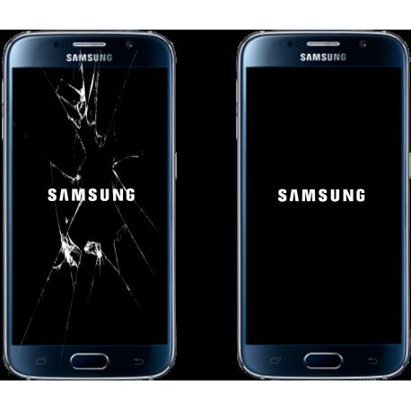 Výměna krycího skla Samsung Galaxy S6