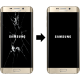 Výměna krycího skla Samsung Galaxy S6 Edge Plus