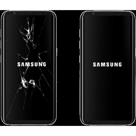 Výměna krycího skla Samsung Galaxy S8
