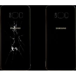 Výměna zadního skla Samsung Galaxy S8 Plus