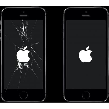 Výměna skla LCD iPhone SE